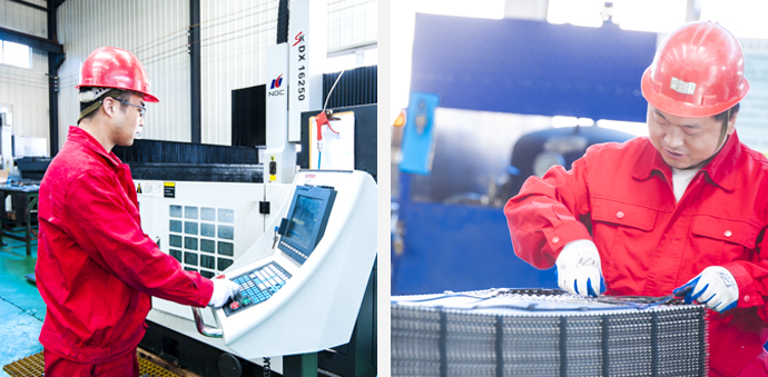 瑞普特板式/板壳式换热器厂家的制造工艺实力