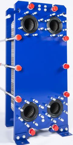海水养殖板式换热器