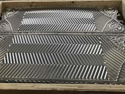一篇文章详细介绍板式热交换器板片波纹
