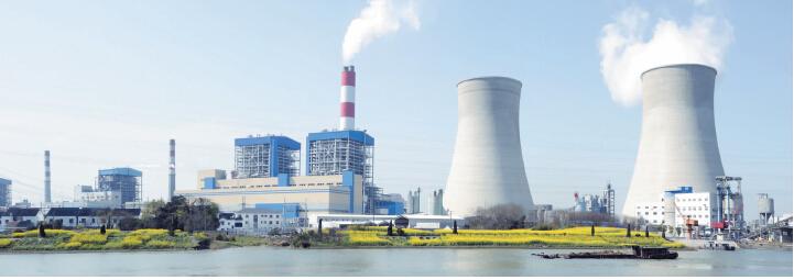 国有五大发电厂使用案例-青岛瑞普特发电厂板壳式换热器生产厂家