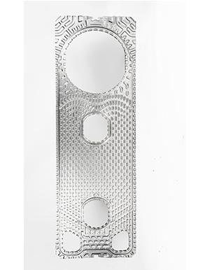板式热交换器板片