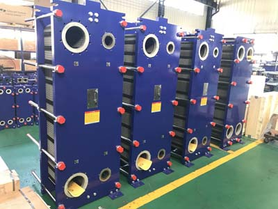 锅炉配套板式换热器