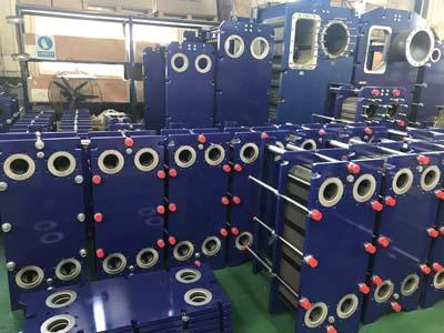 热力站配套板式换热器