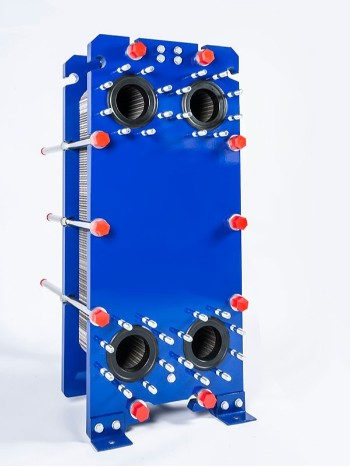 瑞普特双壁式板式换热器
