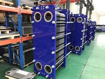 硫酸工况板式换热器