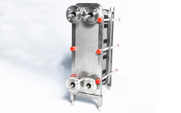 瑞普特淬火液降温板式换热器