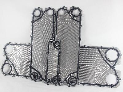 板式换热器板片生产过程