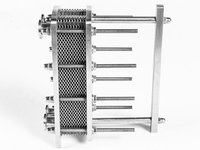 瑞普特造纸厂纸浆浓缩用板式热交换器生产厂家