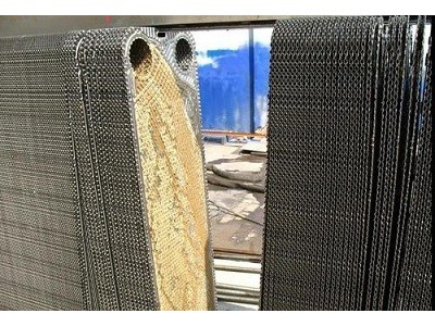 板式换热器除垢的方法