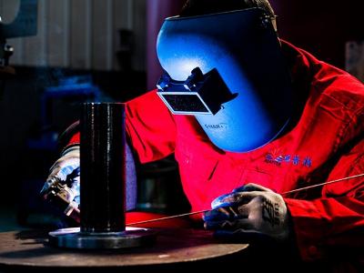 瑞普特板壳式换热器手工焊接,技艺精湛