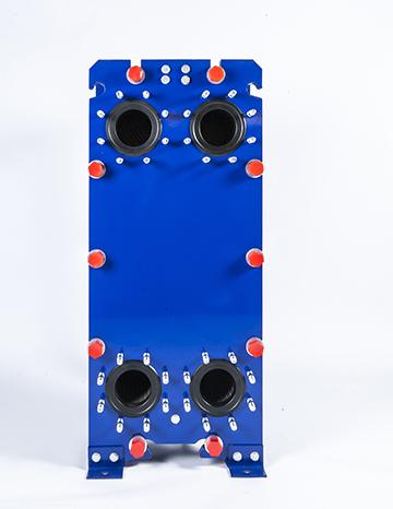 机械油板式换热器
