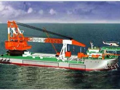船舶用板式换热器