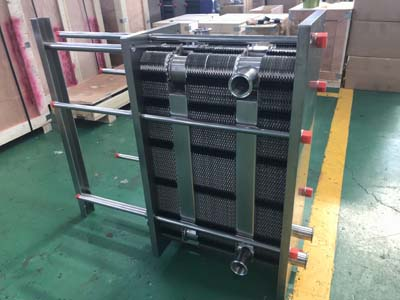 板式杀菌机配套板式换热器的用途及要求,始于颜值,忠于品质