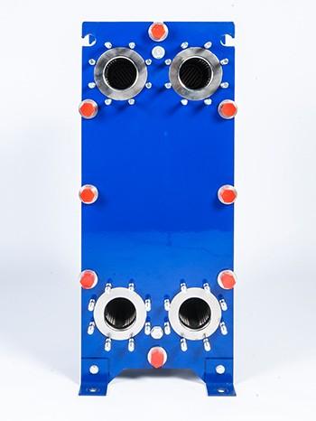 维卡勃板式换热器