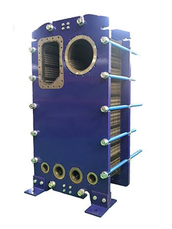 瑞普特半焊式板式蒸发器