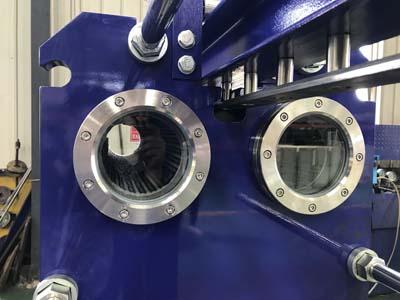 工业用板式换热器适用于哪些工业技术领域