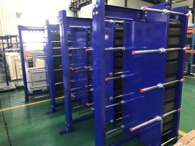冷却塔配套板式换热器