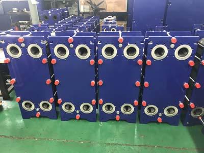 板式换热器专业加工厂生产的设备有什么不同之处?