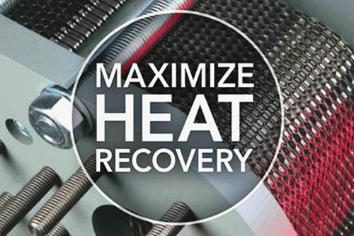瑞普特传热效率高,便于检修