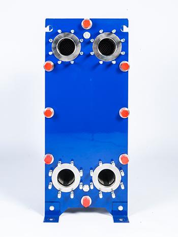 半焊式板式换热器