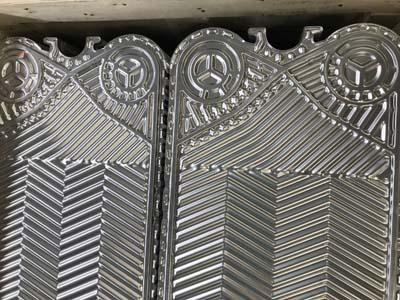 板式换热器板片导流区的作用及要求