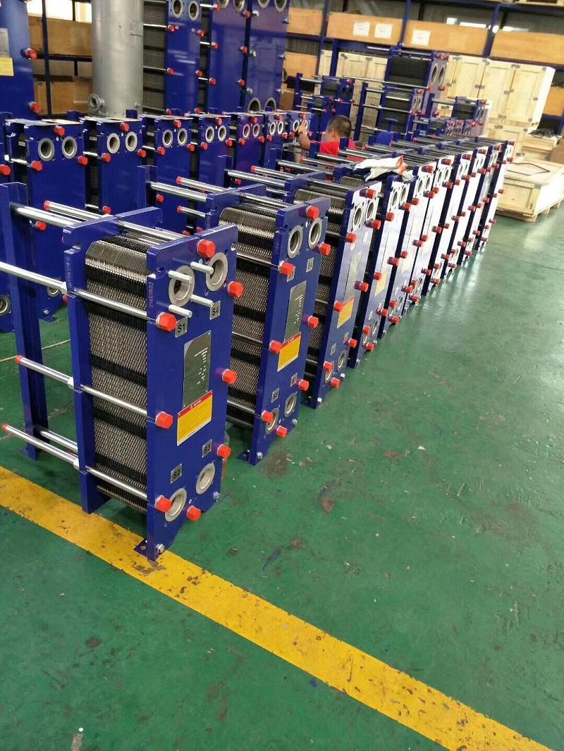 瑞普特机械制造用板式换热器
