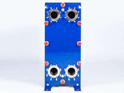 瑞普特造纸厂废水余热回收板式换热器