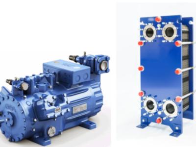 瑞普特蒸汽水板式换热器