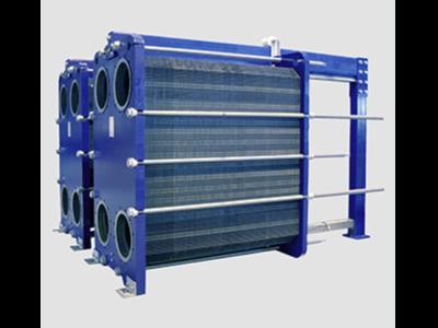 瑞普特酒精蒸汽回收板式热交换器