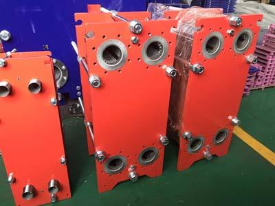 船舶用板式换热器防腐方案