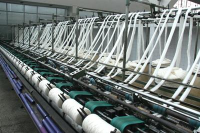 瑞普特板式换热器在纺织行业中的应用