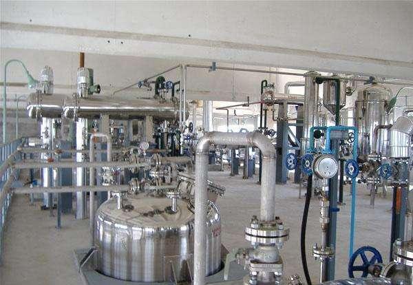 瑞普特板式换热器在制药行业的应用