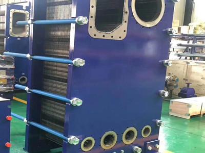 一篇文章带你了解船舶板式冷却器