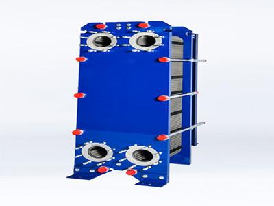 饮料生产线配套板式换热器
