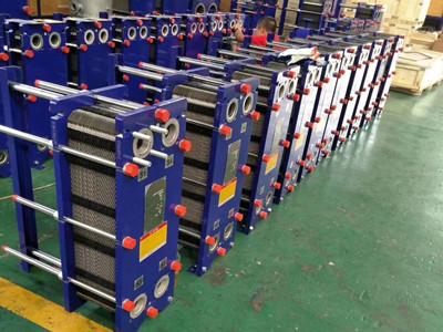 板式冷却器选型设计