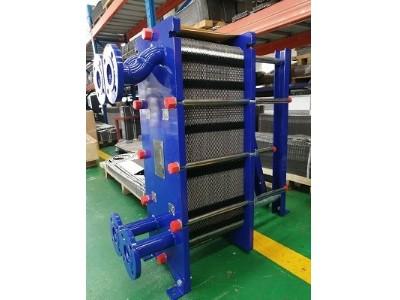 瑞普特定制化板式换热器接口