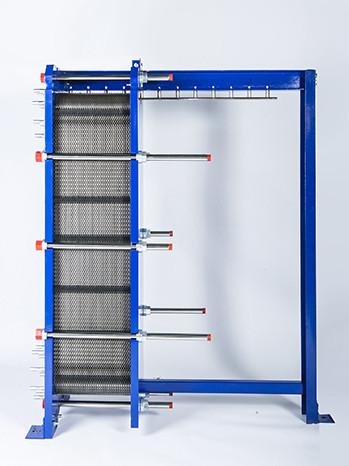 瑞普特宽流道板式换热器
