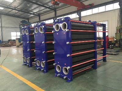 宽流道板式换热器加工定制,大颗粒高粘度特殊工况适用!