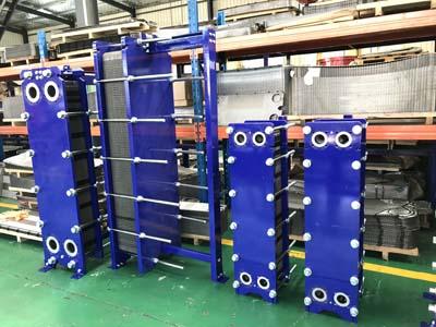 工厂板式换热器,助力环保余热回收