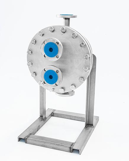 板壳式换热器ATW40-165R-50D