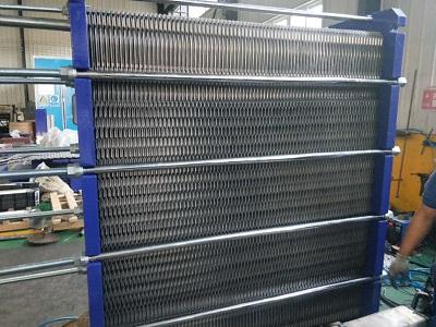 瑞普特生产制糖行业板式换热器
