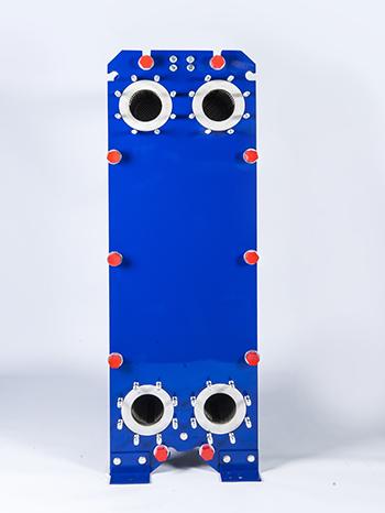 硫酸板式换热器